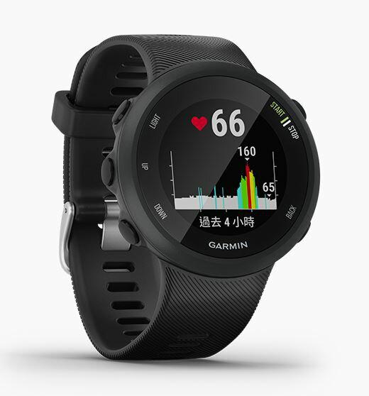Garmin Forerunner 45 / 45SGPS 腕式光學心率跑錶 智慧跑錶 / 運動休閒 / 正版【H.Y SPORT】 1
