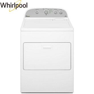 Whirlpool 惠而浦 WGD5000DW 直立式乾衣機 12KG ( 瓦斯.上下掀蓋.110V )