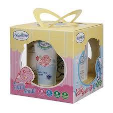 【近效期優惠限量5組】Baan貝恩-嬰兒寶貝禮盒(5件組)640元+附公司紙袋*美馨兒