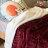 經典素色羊羔絨厚毯 綜合賣場 素色高雅 150cmX200cm (正負5cm)送禮自用皆宜 安娜居家 6