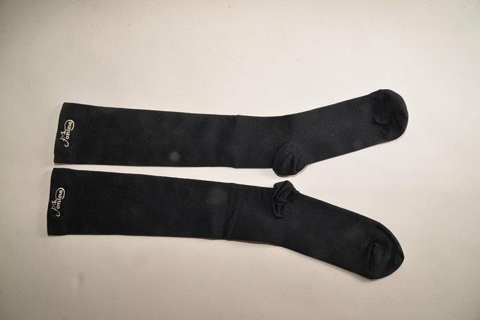 機能健康壓力襪(1雙、黑色)KB06 1