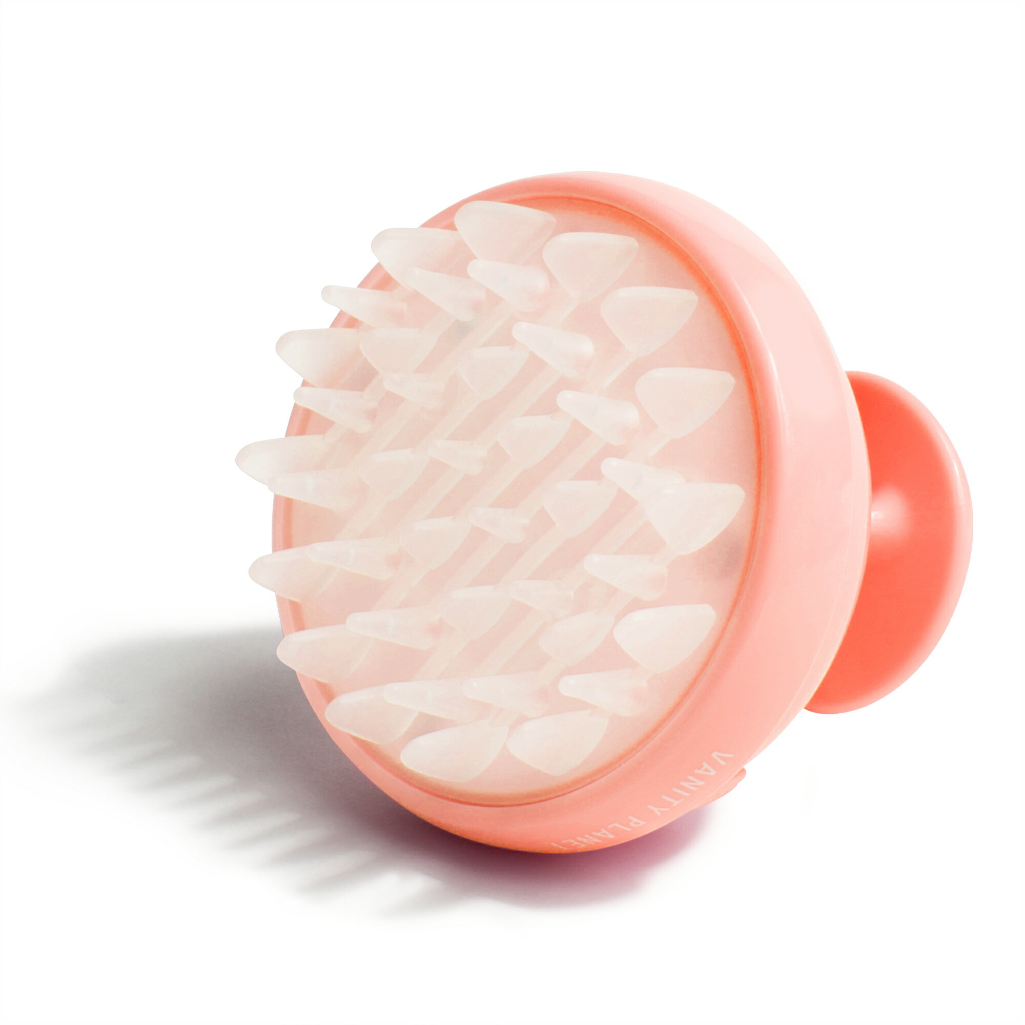 Groove Vibrating Scalp Massager - Just Peachy 0