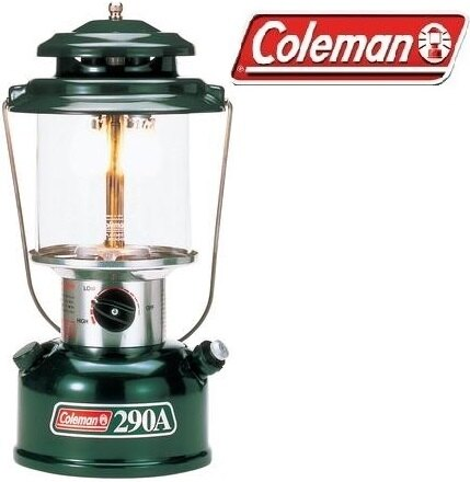 Coleman 290氣化大雙燈/汽化燈 CM-0290JM000