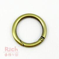【原價70元,特價50元】5048-35mm活動古銅圓環 0