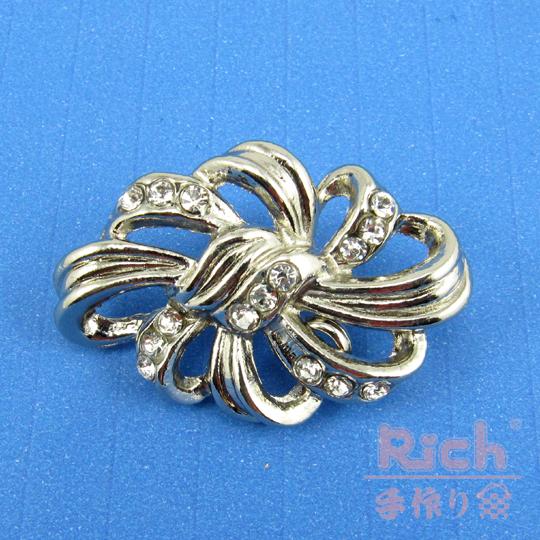【原價60元,特價43元】扣環5107裝飾扣-銀色