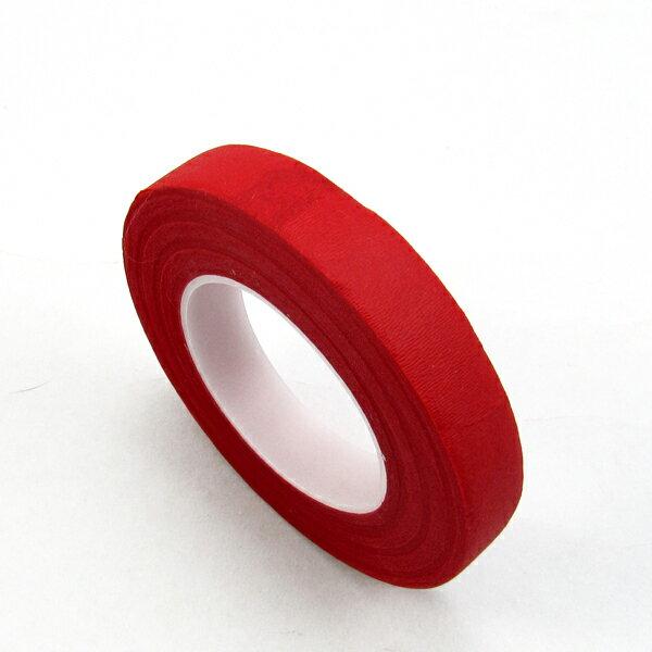 【60009】紙膠帶.台製-07紅色 (30碼 / 寬1.2cm)