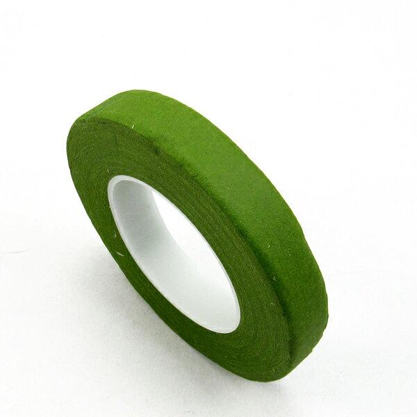 【60018】紙膠帶.台製-26橄欖綠 (30碼 / 寬1.2cm)