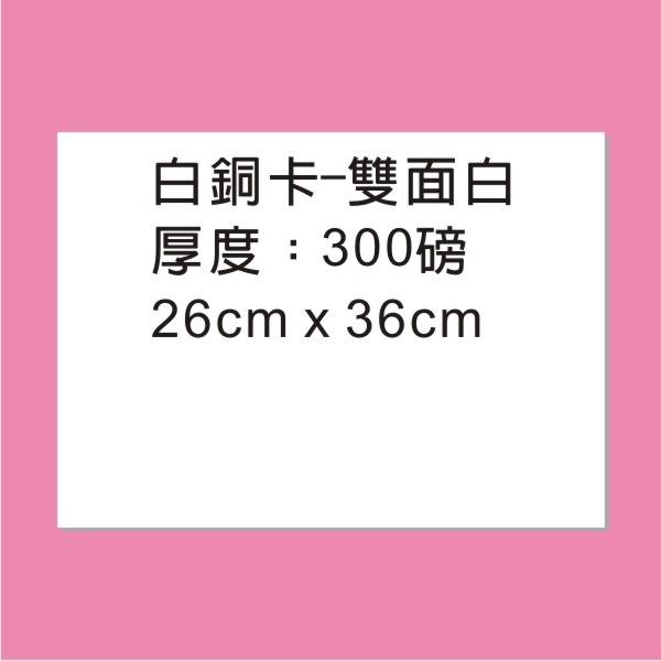 【60052】空白紙卡-5張/份.禮織工坊