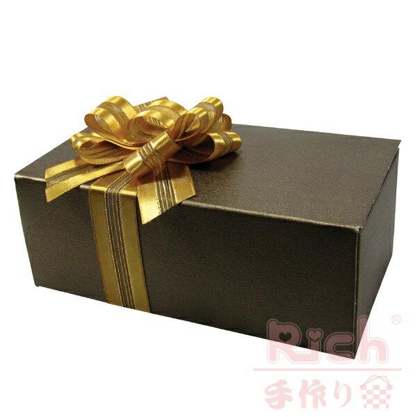 2入禮盒-A001(含金色法國結)-訂購基本量50個