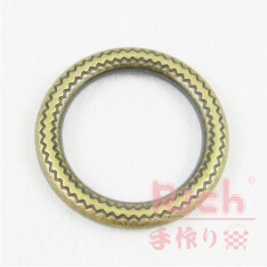 【原價20元,特價15元】扣環A15古銅25mm圓環