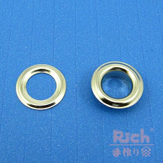 【原價6元,特價5元】裝飾扣B26(銀)-17mm雞眼