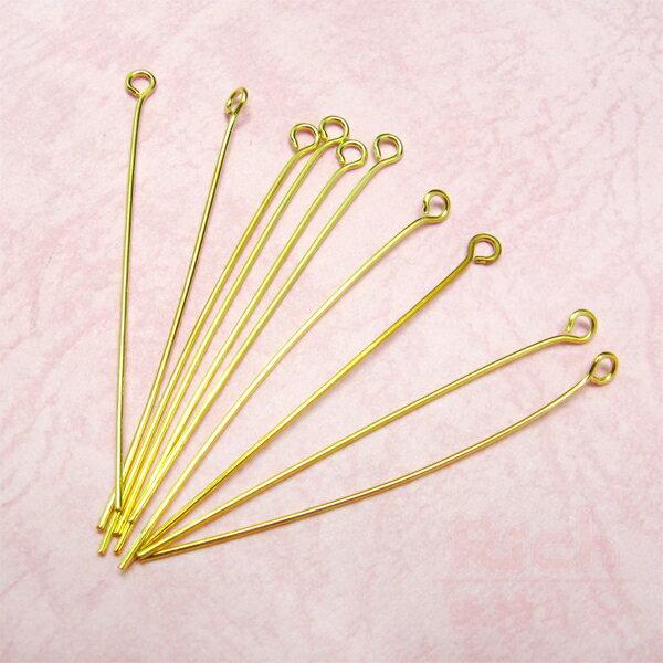 九字針-金色 5cm (10pcs/包)