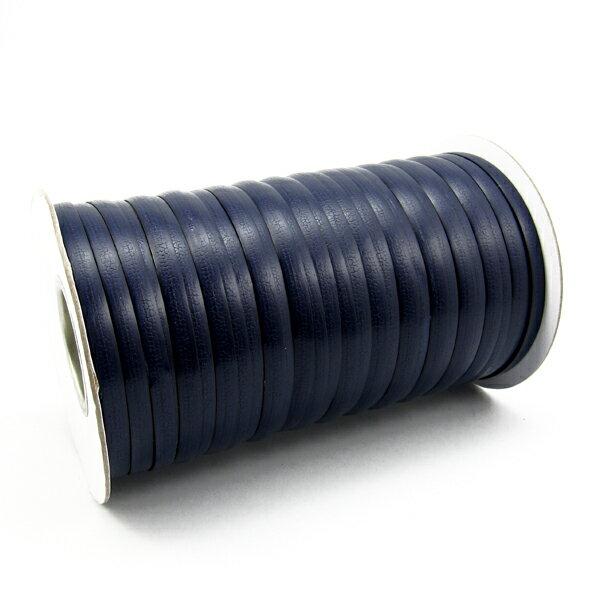 【T05】仿籐帶8mm-深藍-1公斤/捲