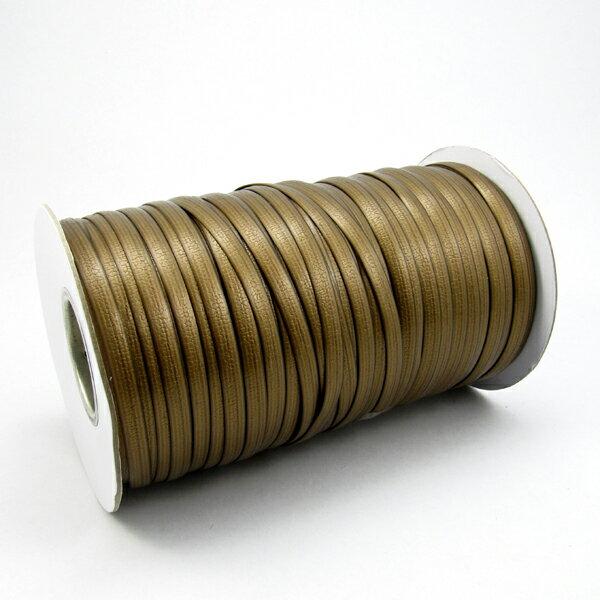 【T08】仿籐帶8mm-金色-1公斤/捲