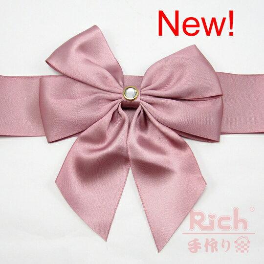 <br/><br/>  New!【蝴蝶結】豆沙色<br/><br/>