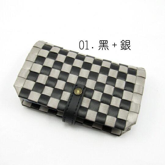New!9mm卡片包~材料包~01.黑色 銀色