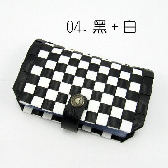 New!9mm卡片包~材料包~04.黑 白