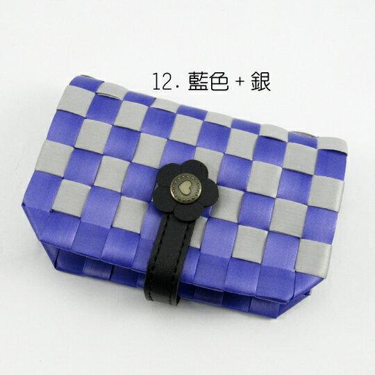 <br/><br/>  New!12mm卡片包【材料包】12.藍色+銀<br/><br/>