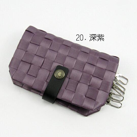 New!12mm鑰匙包~材料包~20.深紫