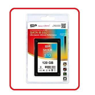 SP廣穎企業型耐久S70120GB2.5吋SATAIII固態硬碟★五年保