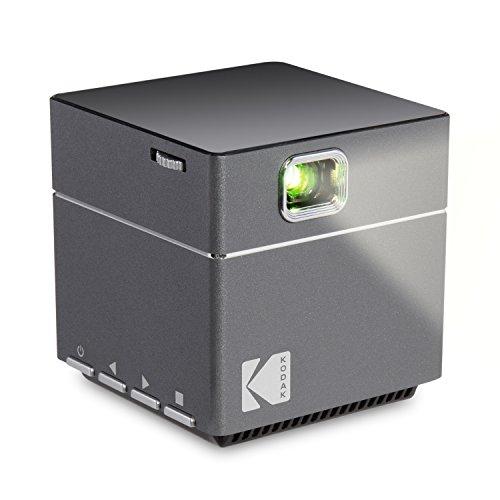 Kodak DLP Cube Mini Portable Projector with 1080p Pico LED HD Quality 093cc7c1c8f799804f28e433de11b437