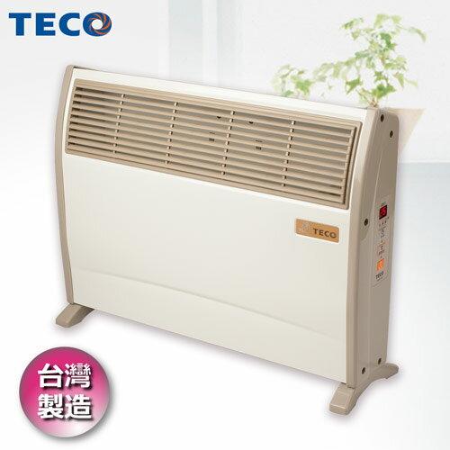 <br/><br/>  【TECO東元】 浴室臥房兩用防潑水微電腦電暖器 YN2001CB<br/><br/>