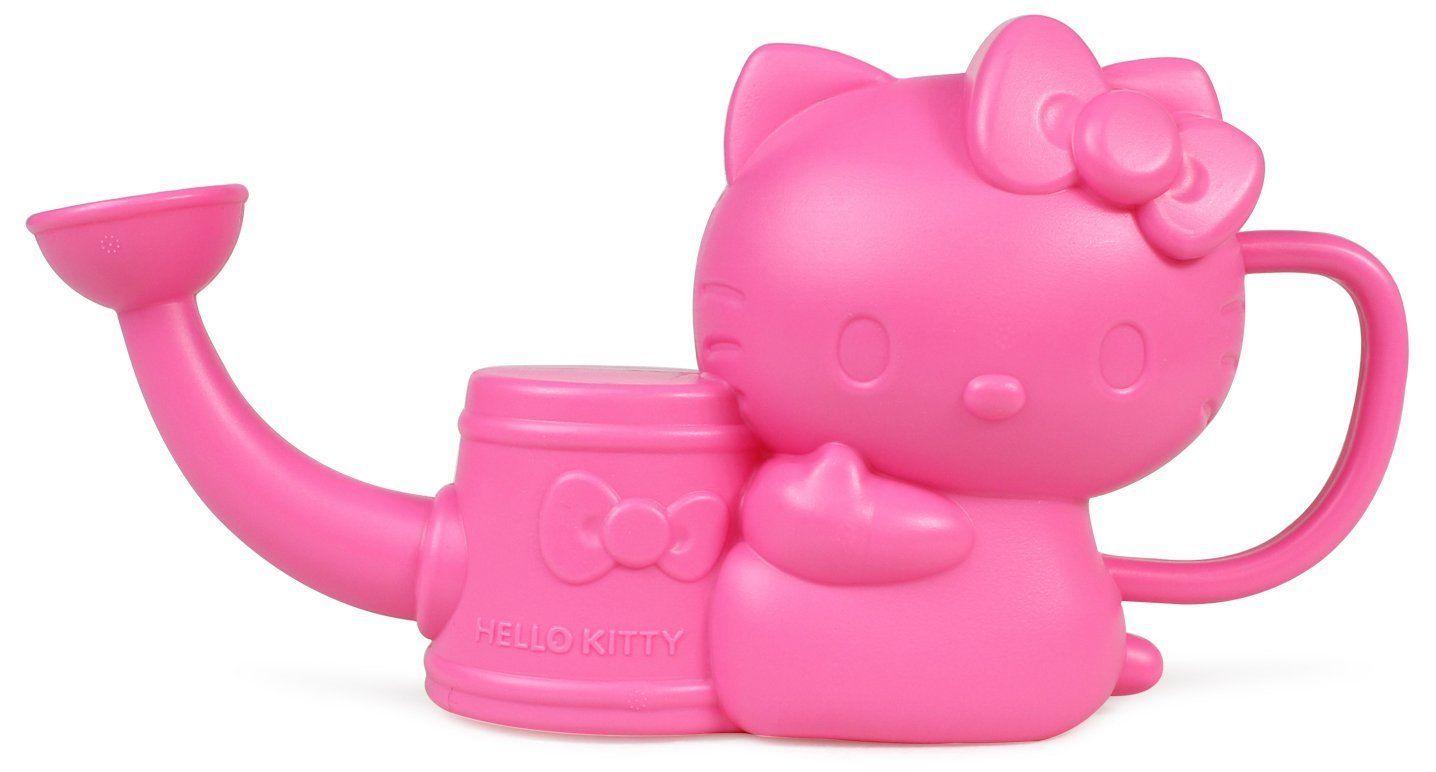 【真愛日本】17022600007澆花器玩具-KT粉  三麗鷗 Hello Kitty 凱蒂貓  兒童 澆花 玩具