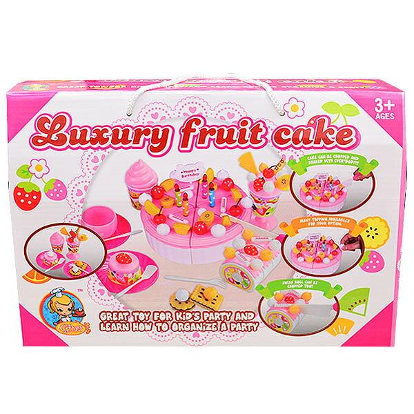 【GINA】豪華水果蛋糕
