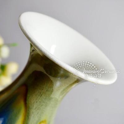 金尚陶瓷 窯變顏色釉