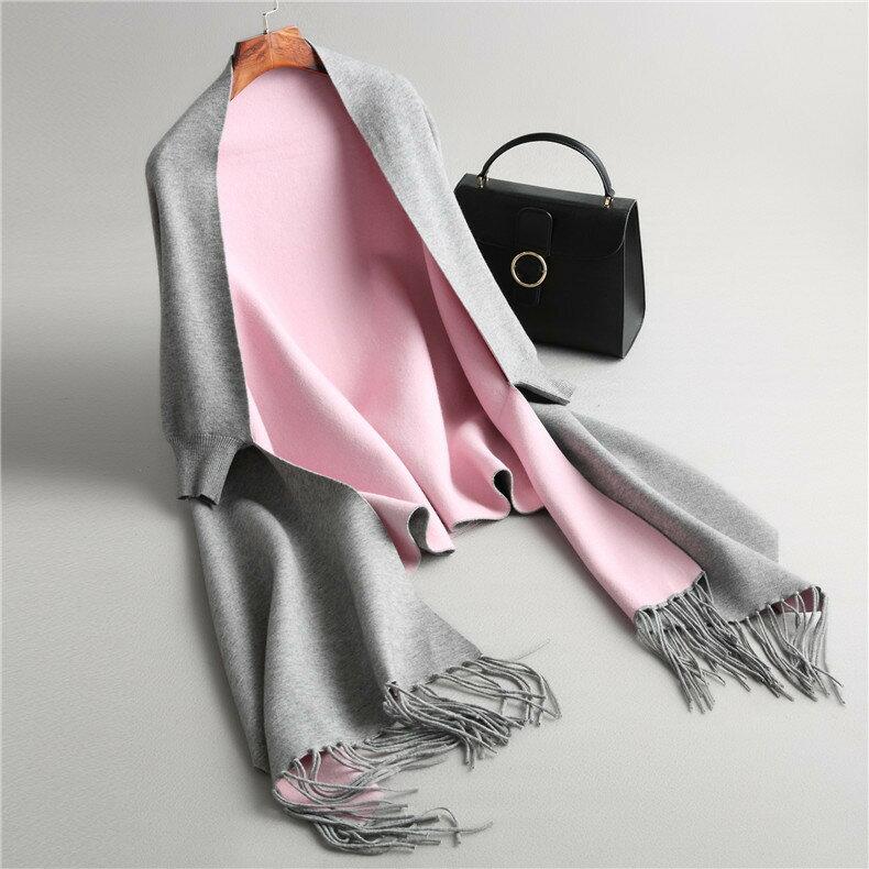 預購。[全店免運] 經典蝙蝠衫撞色針織流蘇套衫外套 / 樂天時尚館