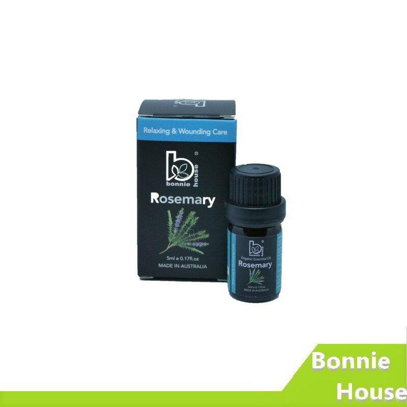 澳洲 Bonnie House 迷迭香精油 單瓶 5ML【RH shop】
