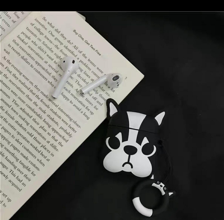 Airpods保護套 apple周邊 硅膠保護套 耳機保護套
