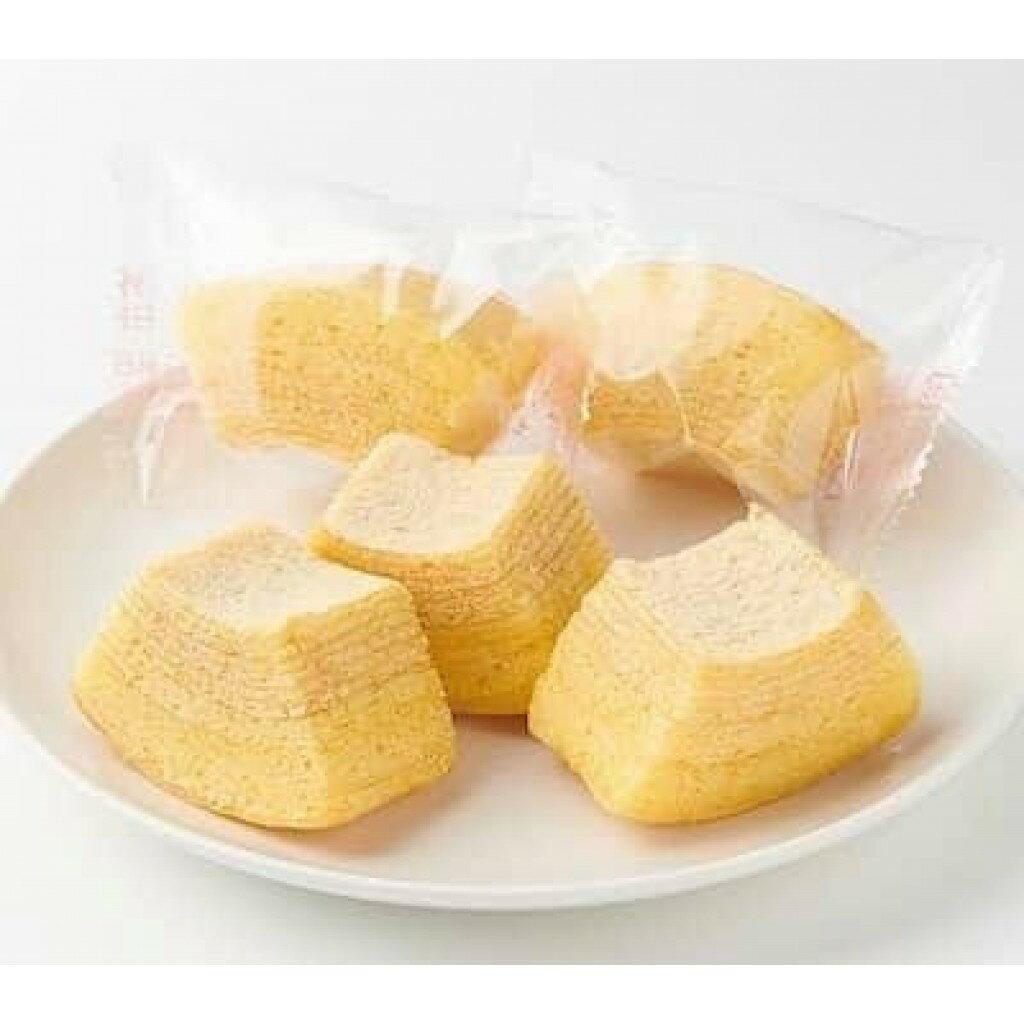 日本mama 媽媽 北海道牛奶厚切雞蛋年輪蛋糕/280g