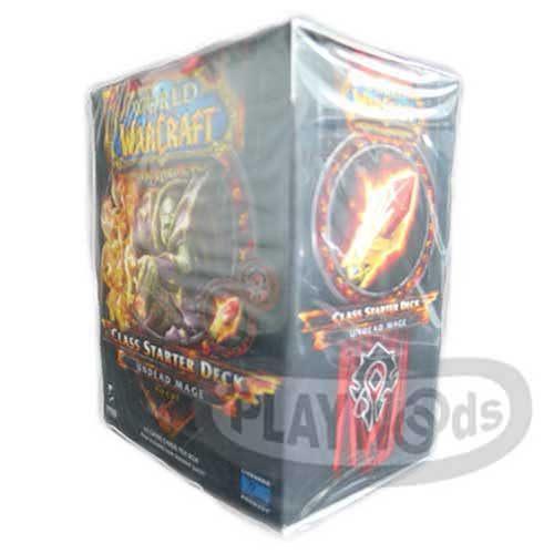 【Playwoods】[WOW魔獸卡/魔獸世界] 2013年經典起始套牌:英文版 部落不死族法師預組套牌Horde Undead Mage Deck (World of Warcraft/集換式紙牌遊戲/暴風雪/Blizzard/希瓦納斯‧風行者/黑暗女士/女妖之王/被遺忘者/德拉諾之霸)