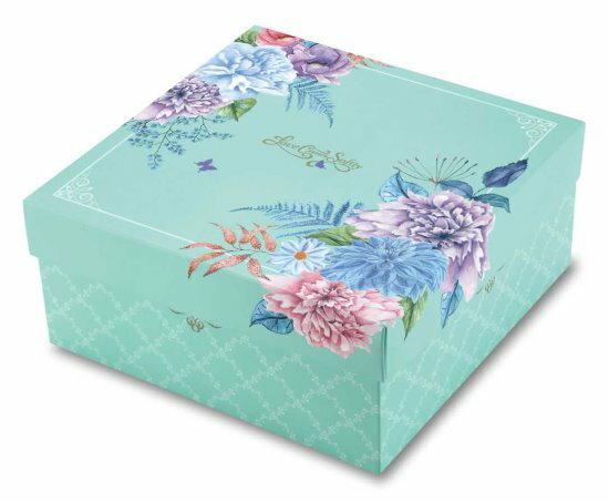 【基本量】6號高盒.愛在春天.200個