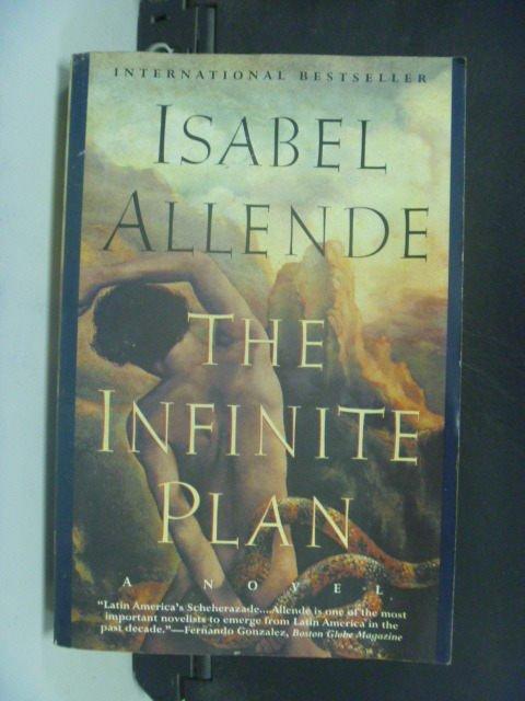 【書寶二手書T9/原文小說_GRS】Infinite Plan: A Novel_Allende