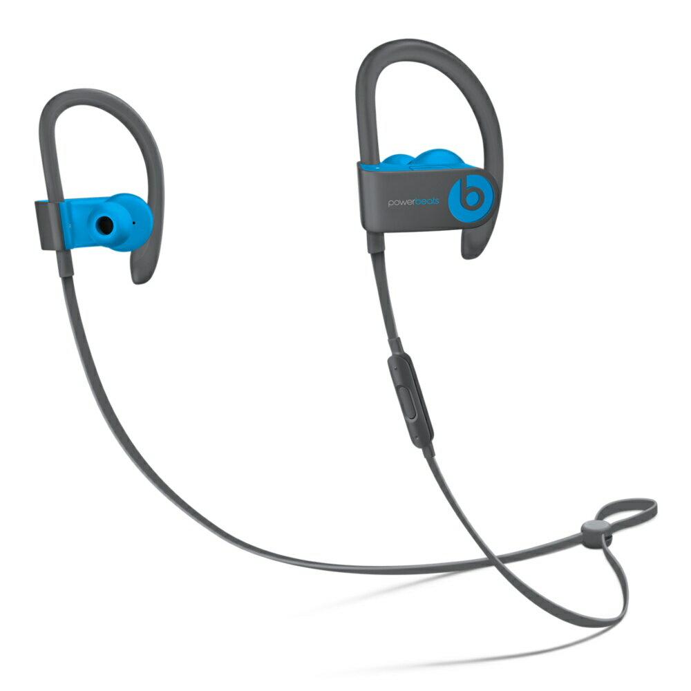 《育誠科技》『 Beats Powerbeats 3 Wireless 藍色』藍牙無線運動耳機/藍芽耳掛耳道式/防汗防潑水/Powerbeats2全新改款