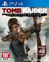 索尼推薦到【原廠現貨】索尼 Sony PlayStation4 PS4 正版遊戲片 Tomb Raider(古墓奇兵)中英文合版 18+ 限制級