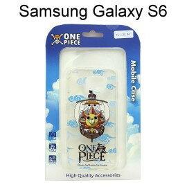 海賊王透明軟殼 Samsung G9200 Galaxy S6 [浮雕] 千陽號 航海王保護殼【正版授權】