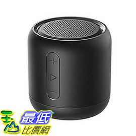 [106東京直購] Anker SoundCore AK-A3101511 黑 喇叭 mini compact speaker, micro SD card & FM radio compatible