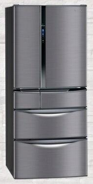 Panasonic 國際牌 NR-F567MV-K/L 560公升ECONAVI六門變頻冰箱 【零利率】