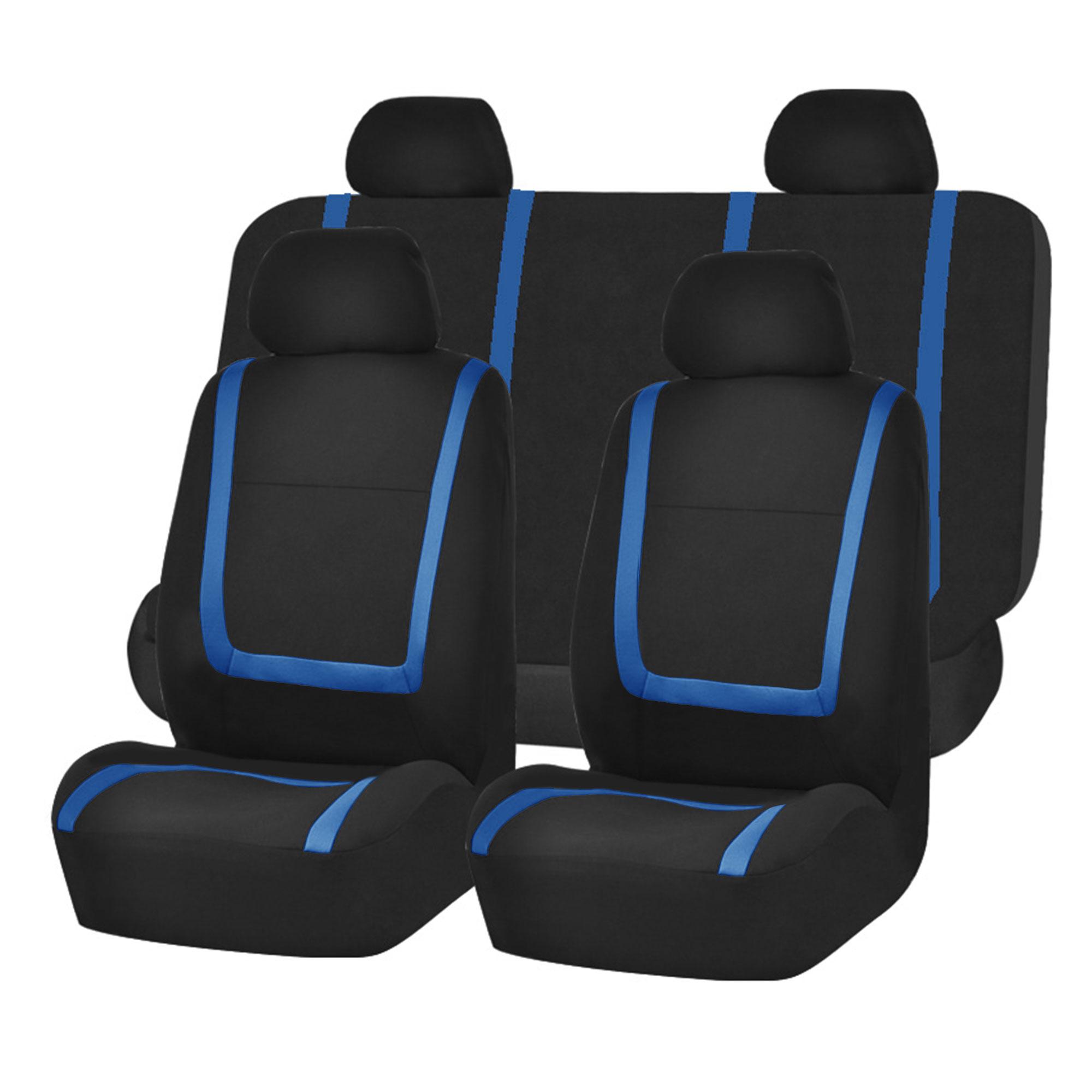 Auto Seat Covers For Car Sedan Truck Van Universal 12 Colors 0