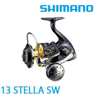 漁拓釣具13 STELLA SW 6000HG & 6000PG