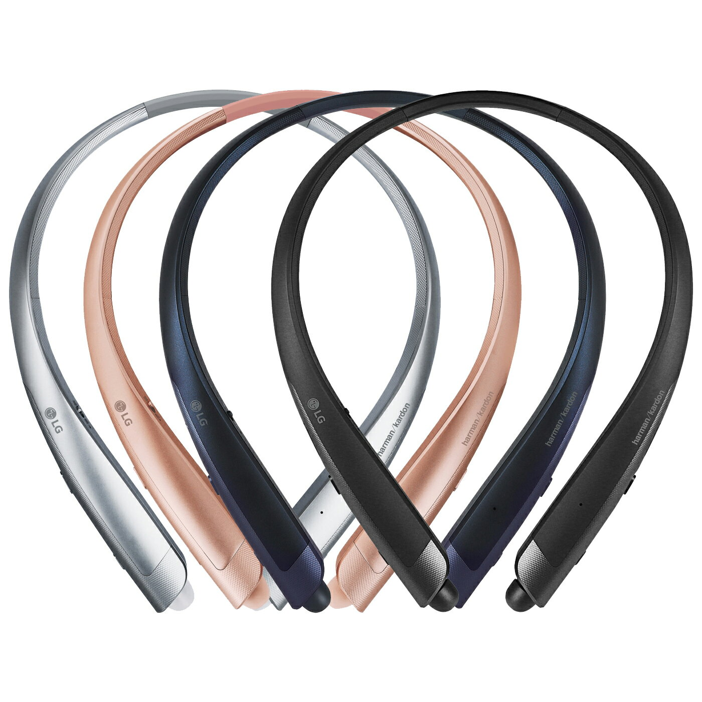 559be0bdce2 LG HBS-930 TONE Platinum α™ Sleek Stylish Bluetooth® Wireless Stereo Headset  *