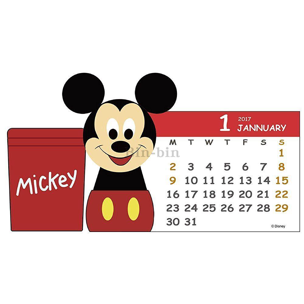 迪士尼 米奇 桌曆 904~676