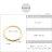 日本CREAM DOT  /  リング 指輪 11号 ビジュー レディース ビジュー カラーストーン 重ね付け シルバー ゴールド エレガント シンプル プレゼント 女性 結婚式 デイリー 細め 華やか ブランド アクセサリー  /  qc0456  /  日本必買 日本樂天直送(1098) 9