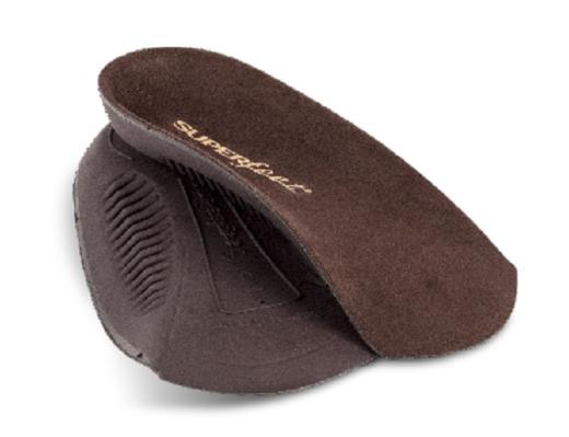 ├登山樂┤美國Superfeet男性舒適皮鞋鞋墊86012-E黑色#860109