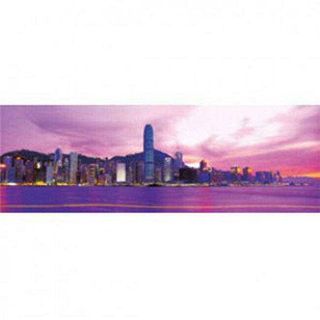 【P2 拼圖】夜光 香港夜色-紫夜光(10034) HM954-029G