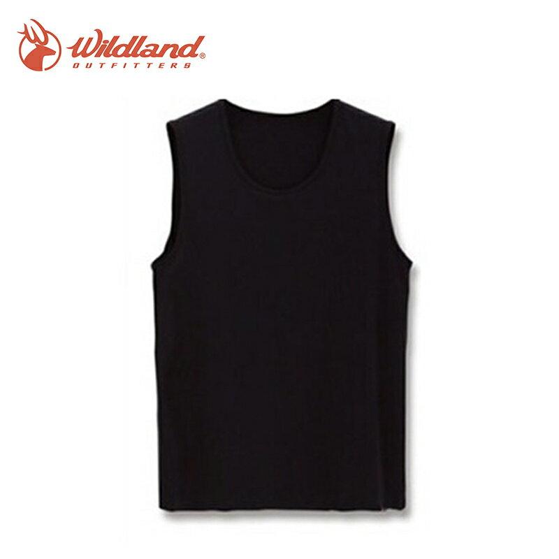 【下殺5折】專櫃品牌出清 WILDLAND 荒野 W1688 男透氣排汗背心內衣 輕薄彈性 涼感衣 排汗背心 排汗內衣 排汗衫