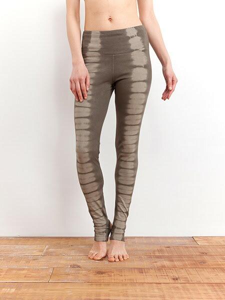 【Bali】有機棉波紋踩腳褲 2